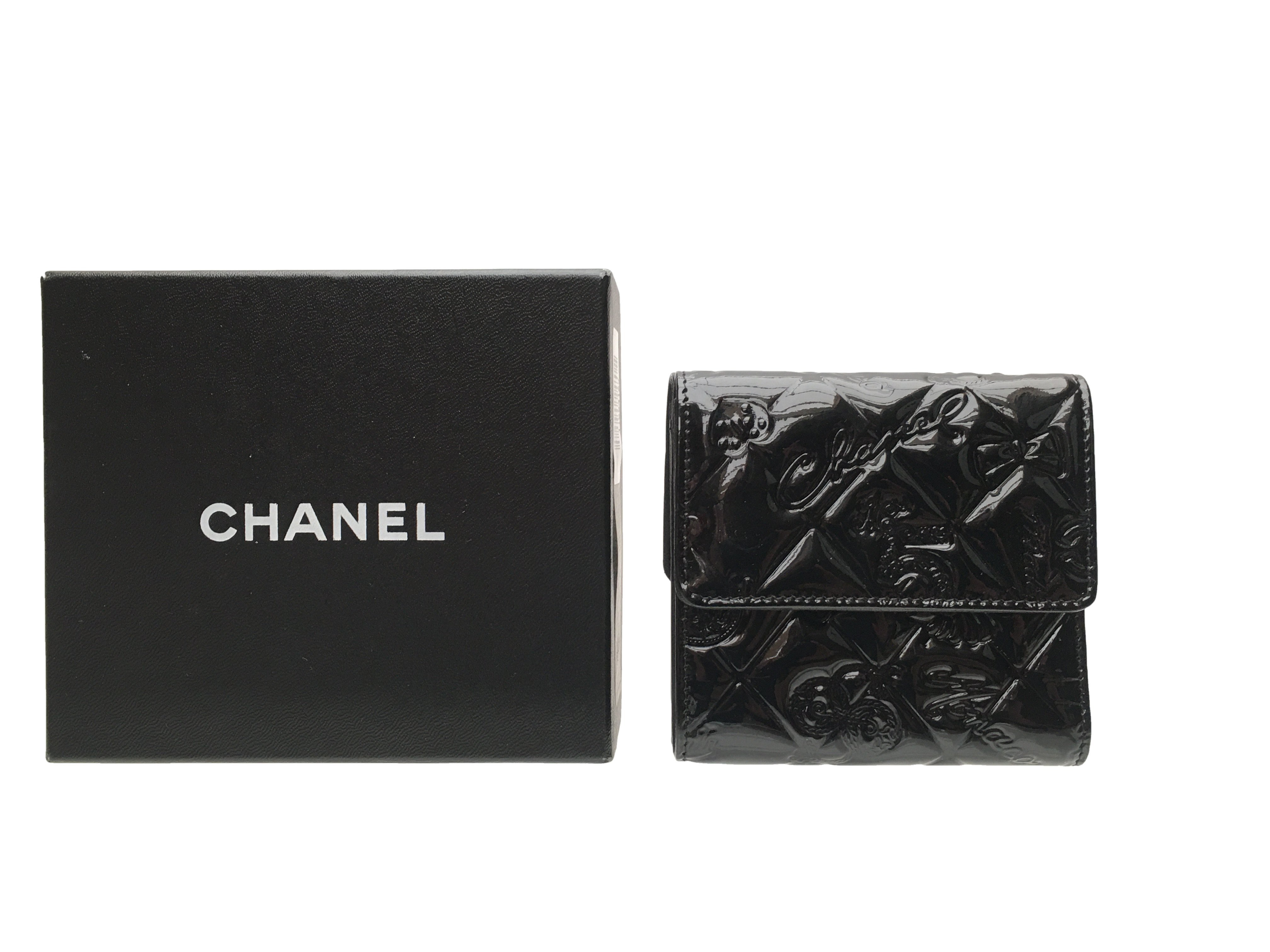 chanel-portefeuille
